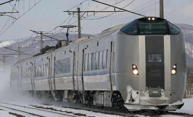 JR Hokkaido(JR北海道)