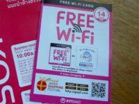 14 Days Free Wifi in Sapporo, Hokkaido