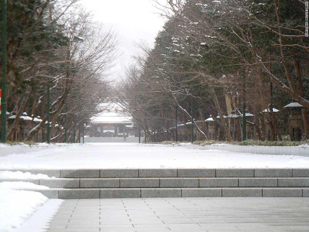 Hokkaido Jingu, Hokkaido Shrine, Sapporo
