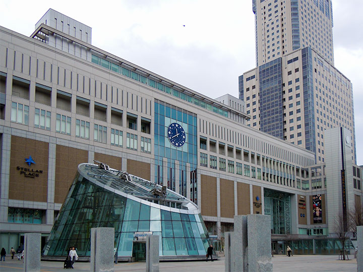 JR Tower, T38 at Sapporo Station