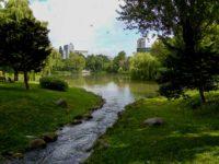 Nakajima Koen Park: Urban Oasis in Sapporo