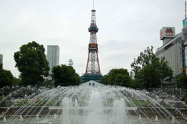 Odori Koen Park