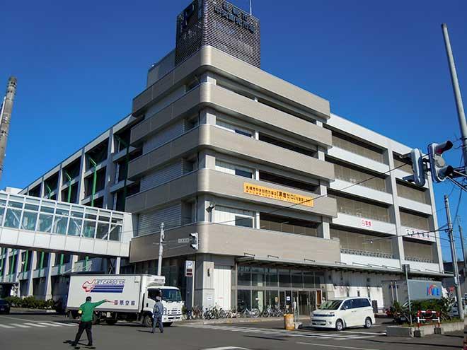 Sapporo Central Wholesale Market