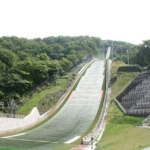 K90 Miyanomori Ski Jump Stadium
