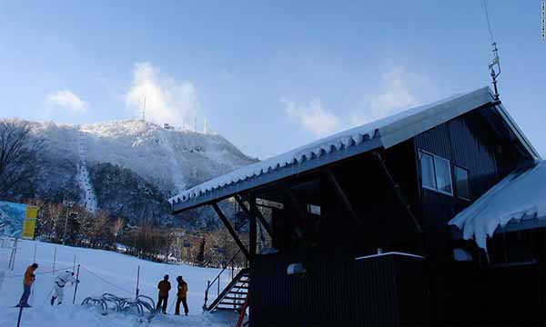 Sapporo Teine Ski Area, Exciting Wild Urban Skiing