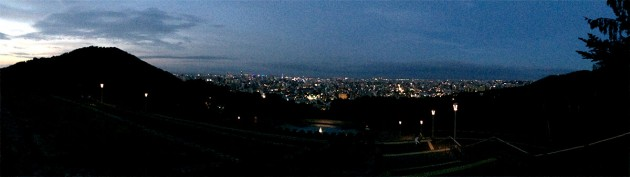 Asahiyama night-view