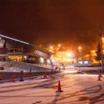 Bankei Ski Area is Opening at Night