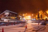 Bankei Ski Area is Opening at Night