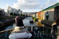 How To Walk Around the Otaru Canal and Kitaichi Glass area