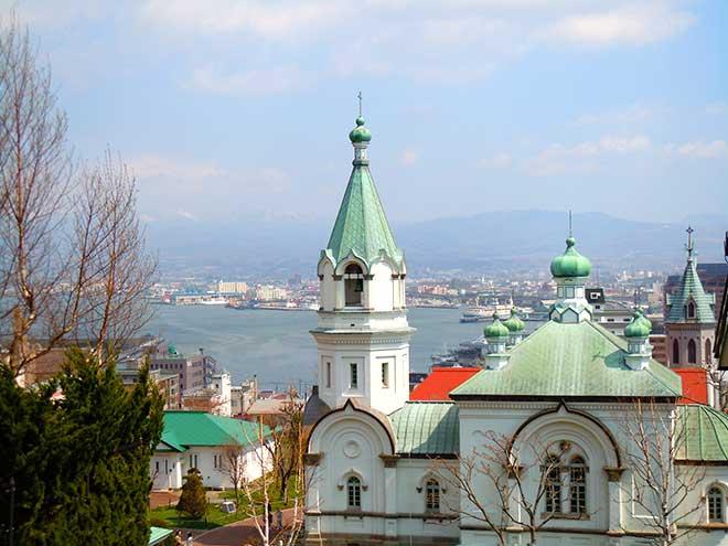 Hakodate Orthodox Church(函館ハリストス正教会)