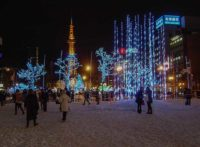 How to enjoy Odori Koen Area in Sapporo