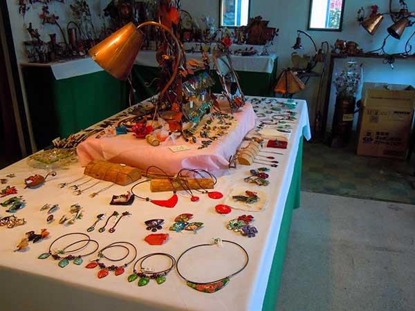 Hand-made works