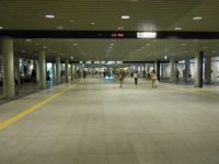 Free Wifi Access in Chikaho, From Sapporo Station To Odori