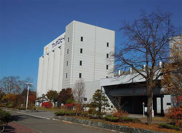 Sapporo Beer Brewery