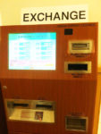 International Currency Exchange in Marui Imai(丸井今井)