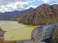 Hoheikyo Dam: Autumn leaves, Jozankei in Sapporo