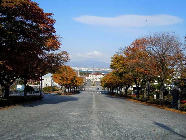 Motoisaka slope