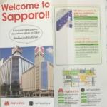Marui Imai and Sapporo Mitsukoshi(丸井今井、札幌三越)