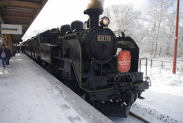 Steam-Locomotive Hakodate Christmas Fantasy Go [Dec, 6 – 25]