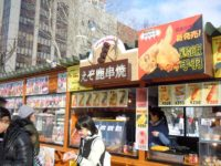 Let's Go to Local Food Booths in Sapporo Snow Festival 2015