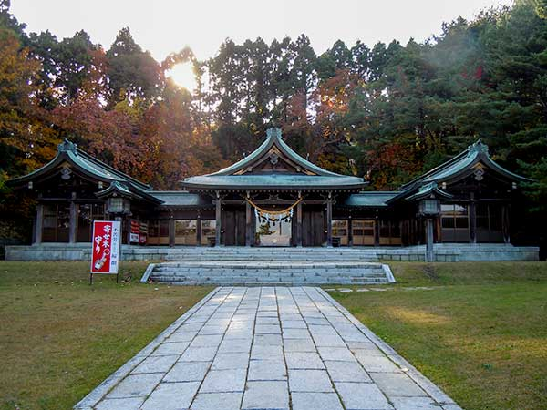 Hakodate Gokoku Jinjya Shrine