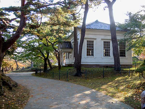 The Former Hakodate Museum No.1&No.2