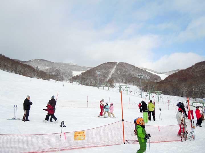 Mt.Moiwa Ski Area
