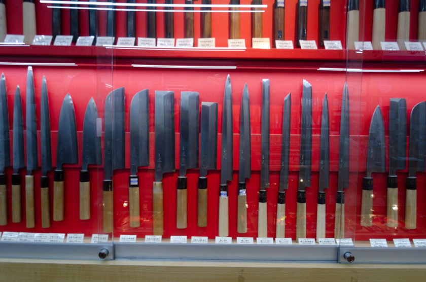 kitchen knives for professionals