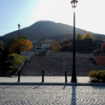 Motomachi Park in Hakodate(元町公園)
