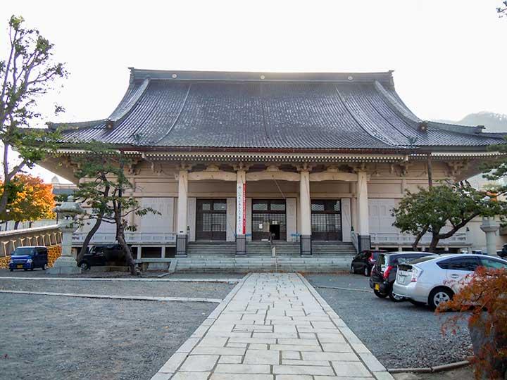 Higashihonganji-Temple Hakodate Branch