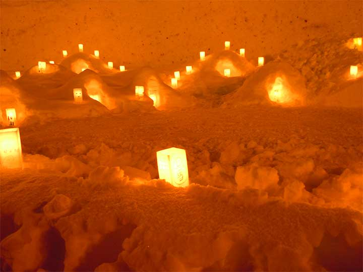 Sapporo Snow Festival 2015: Odori 9 Chome – 12 Chome