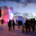 Chitose & Shikotsuko Ice Festival