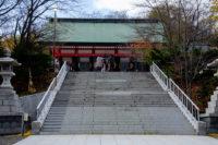Sumiyoshi Jinjya Shrine, Otaru(住吉神社)