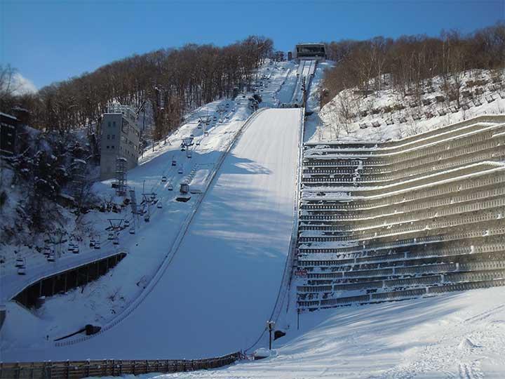 Winter Sports Festa 2015 in Mt.Okurayama