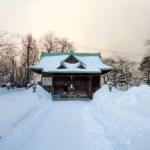 Suitengu Shrine, Otaru(水天宮)