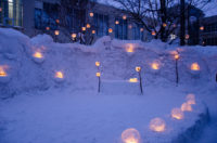 Otaru Snow Light Path 2020