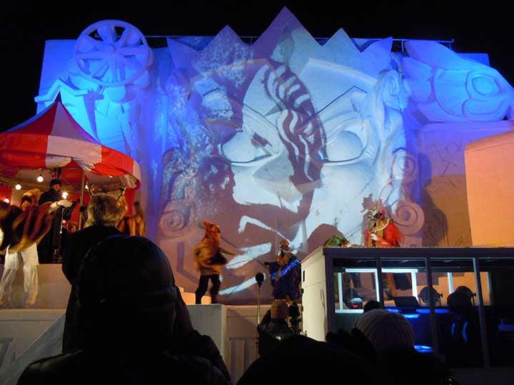 Feb 9: Event Schedule of Sapporo Snow Festival 2015