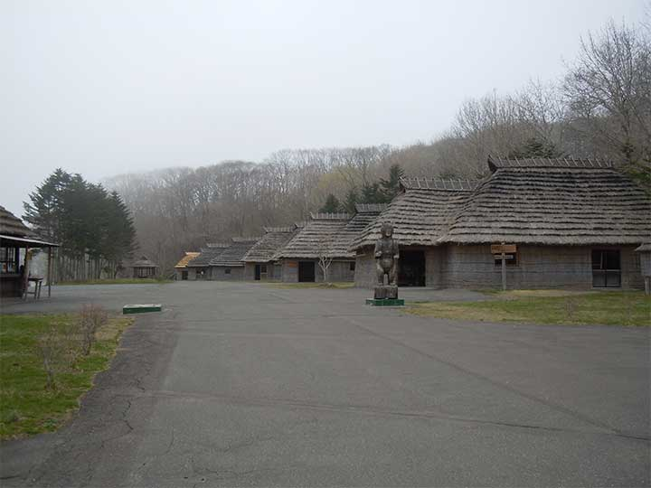 The Ainu Museum, Shiraoi Poroto Kotan