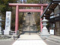 Yuzawa Jinjya Shrine(湯澤神社)