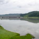 Nibutani Dam and Historical Museum of the Sarugawa River
