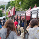 World Food Park, Sapporo Autumn Fest 2015 in Odori 11 Chome