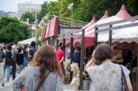 World Food Park, Sapporo Autumn Fest 2015 in Odori 11 Chome
