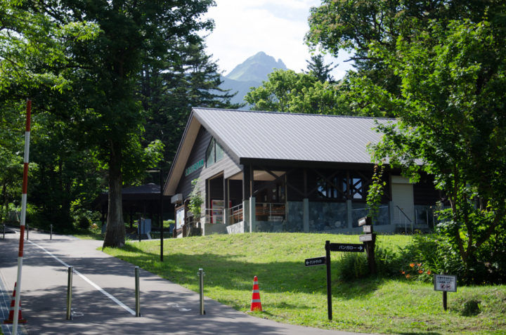 Rishiri Hokuroku Camp site