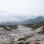 Mt.Iwaonupuri (Niseko mountain range), Light trekking with family.