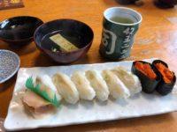 Shishamo Sushi in Mukawa