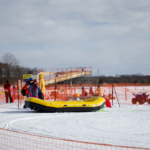 North Snow Land in Chitose for Winter Activities