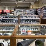Used Film Camera Shops in Sapporo